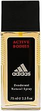 Parfumuri și produse cosmetice Adidas Active Bodies - Apă de colonie
