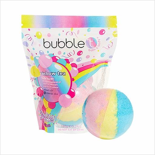 """Bombă de baie """"Rainbow Tea"""" - Bubble T Bath Rainbow Tea — Imagine N1"""