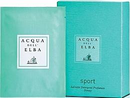 Parfumuri și produse cosmetice Acqua Dell Elba Sport - Șervețele parfumate