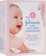 Parfumuri și produse cosmetice Discuri absorbante pentru piept în timpul alăptării, 50 buc. - Johnson's Baby