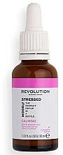 Parfumuri și produse cosmetice Ser facial - Revolution Skincare Stressed Mood Soothing Serum