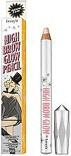 Parfumuri și produse cosmetice Creion iluminator pentru sprâncene - Benefit High Brow Glow a Brow Lifting Pencil