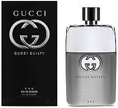 Parfumuri și produse cosmetice Gucci Guilty Eau Pour Homme - Apă de toaletă