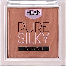 Parfumuri și produse cosmetice Fard de obraz - Hean Pure Silky Blush