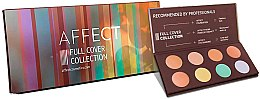 Parfumuri și produse cosmetice Paleta corector ten - Affect Cosmetics Full Cover Collection