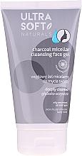 Parfumuri și produse cosmetice Gel micelar cu cărbune pentru curățare - Tolpa Ultra Soft Micellar Face Gel