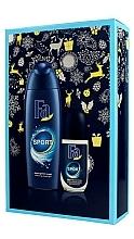 Parfumuri și produse cosmetice Set - Fa Sport (deo/50ml + sh/gel/250ml)