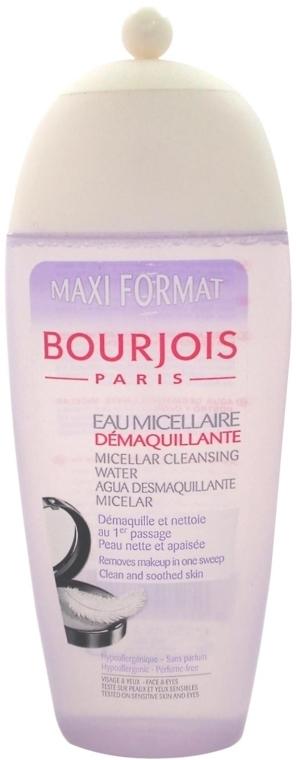Apă micelară demachiantă - Bourjois Micellar Cleansing Water