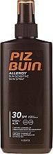 Parfumuri și produse cosmetice Spray de corp cu protecție solară - Piz Buin Allergy Sun Sensitive Skin Spray SPF30
