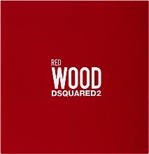 Parfumuri și produse cosmetice Dsquared2 Red Wood Pour Femme - Set (edt/30ml + b/lot/50ml)