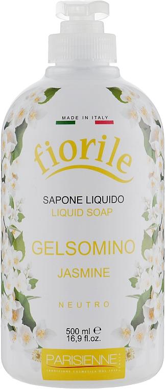 """Săpun lichid """"Iasomie"""" - Parisienne Italia Fiorile Jasmine Liquid Soap"""