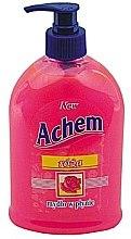 "Parfumuri și produse cosmetice Săpun lichid ""Trandafir"" - Achem Soap"