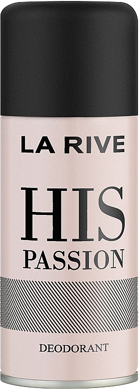 La Rive His Passion - Deodorant