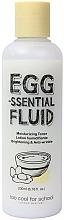Parfumuri și produse cosmetice Tonic ultra hidratant pentru față - Too Cool For School Egg-ssential Fluid Moisturizing Toner
