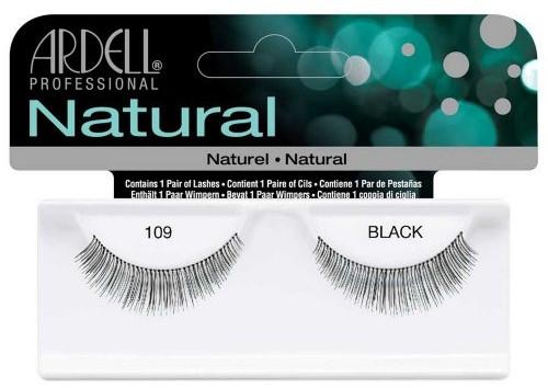 Gene false - Ardell Natural Lashes Black 109 — Imagine N1
