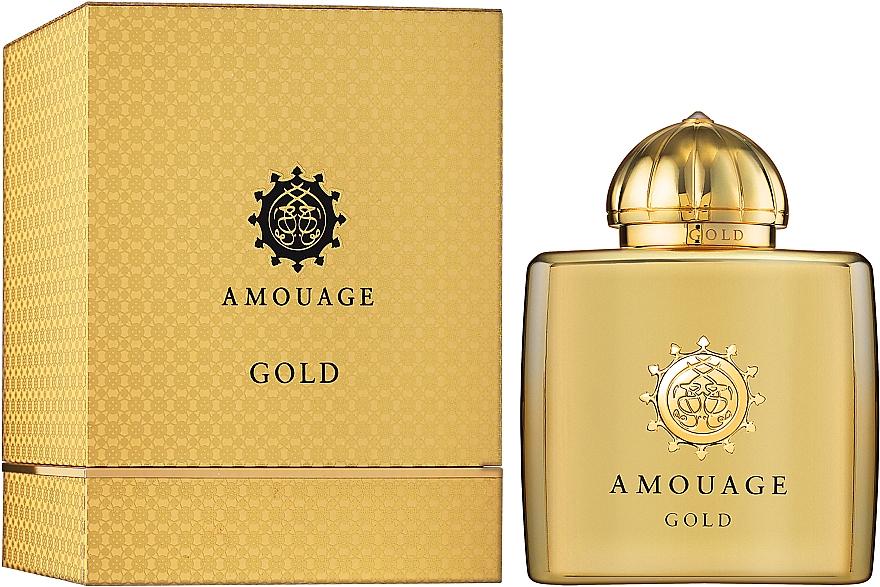 Amouage Gold Pour Femme - Apă de parfum — Imagine N2