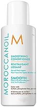Parfumuri și produse cosmetice Balsam cu efect de netezire pentru păr - MoroccanOil Smoothing Conditioner (mini)