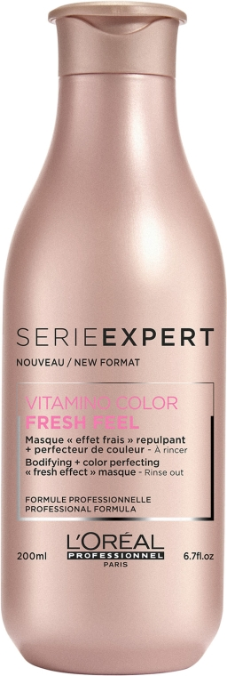 Mască pentru protejarea culorii părului vopsit - L'Oreal Professionnel Vitamino Color A-OX — Imagine N2