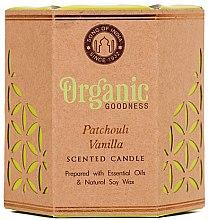 """Parfumuri și produse cosmetice Lumânare aromatică """"Patchouli și Vanilie"""" - Song of India Scented Candle"""