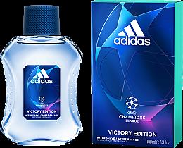Parfumuri și produse cosmetice Adidas UEFA Champions League Victory Edition - Balsam după ras