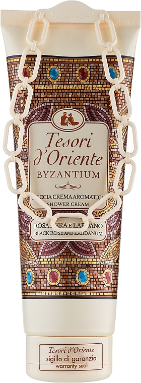 Tesori d`Oriente Byzantium Shower Cream - Gel de duș