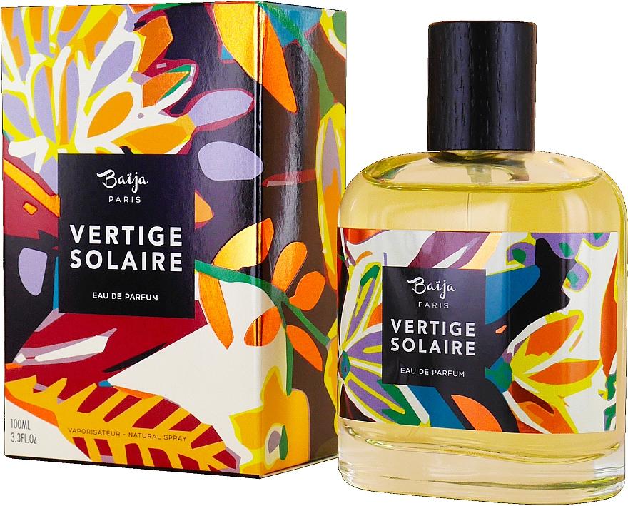 Baija Vertige Solaire - Apă de parfum  — Imagine N1