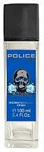 Parfumuri și produse cosmetice Police To Be Tattooart For Man - Deodorant-spray