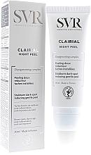 Parfumuri și produse cosmetice Peeling de noapte pentru față - SVR Clairial Night Peel Peeling