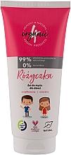 Parfumuri și produse cosmetice Gel de duș cu aromă de trandafir pentru copii - 4Organic Bath Gel For Children