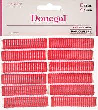 Parfumuri și produse cosmetice Bigudiuri Velcro, 13 mm, 12 buc. - Donegal Hair Curlers