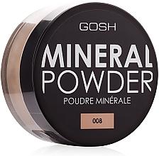 Parfumuri și produse cosmetice Pudra minerală - Gosh Mineral Powder