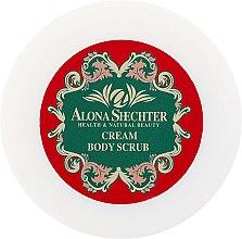 Parfumuri și produse cosmetice Cremă-Scrub de corp - Alona Shechter Cream Body Scrub