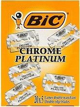 "Set aparate de ras ""Chrome Platinum"", 100 buc. - Bic — Imagine N1"