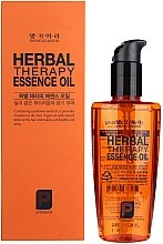 Parfumuri și produse cosmetice Ulei regenerant pe bază de plante pentru păr - Daeng Gi Meo Ri Herbal Therpay Essence Oil