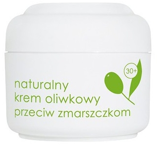 "Cremă de față anti-rid ""Olive natural"" - Ziaja Anti-Wrinkle Olive Natural Face Cream  — Imagine N1"