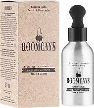 Parfumuri și produse cosmetice Ulei pentru barbă și mustață - Avenir Cosmetics Roomcays