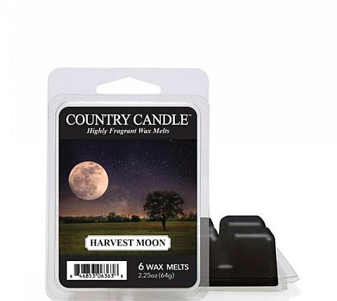 Ceară pentru lampă aromată - Country Candle Harvest Moon Wax Melts — Imagine N1