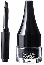 Gel pentru sprâncene - MUA Brow Define Long-Wear Brow Gel — Imagine N2