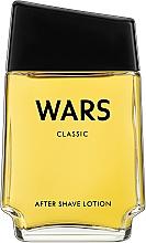 Parfumuri și produse cosmetice Soluție după ras - Wars Classic