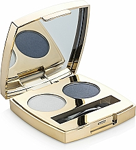 Parfumuri și produse cosmetice Fard de ochi, duo - Lambre Classic (4)