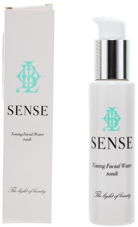 Tonic pentru față - Kallos Cosmetics Sense Facial Wash Tonic — Imagine N1