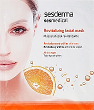 Parfumuri și produse cosmetice Mască regenerantă pentru față - SesDerma Laboratories Sesmedical Revitalizing Face Mask