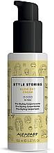 Parfumuri și produse cosmetice Cremă pentru păr - Alfaparf Milano Style Stories Blow Dry Cream