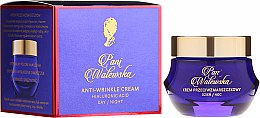Parfumuri și produse cosmetice Cremă antirid revitalizantă - Pani Walewska Classic Anti-Wrinkle Day And Night Cream
