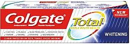 Parfumuri și produse cosmetice Pastă de dinți - Colgate Total Whitening Toothpaste New Technology