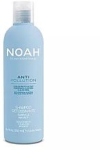 Parfumuri și produse cosmetice Șampon hidratant cu extract de aloe și ulei de moringa - Noah Anti Pollution Detox Shampoo