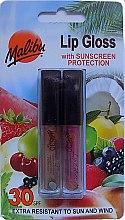 Parfumuri și produse cosmetice Set - Malibu Lip Gloss SPF30 Set (lip/gloss/2x1.5ml)