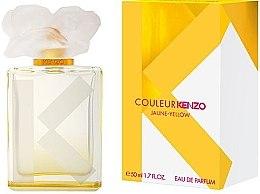 Parfumuri și produse cosmetice Kenzo Couleur Kenzo Jaune-Yellow - Apă de parfum