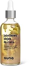 Parfumuri și produse cosmetice Ulei de iasomie pentru corp - Auna Jasmine Body Oil