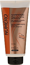 Parfumuri și produse cosmetice Șampon regenerant - Brelil Numero Brelil Numero Restructuring Shampoo with Oats